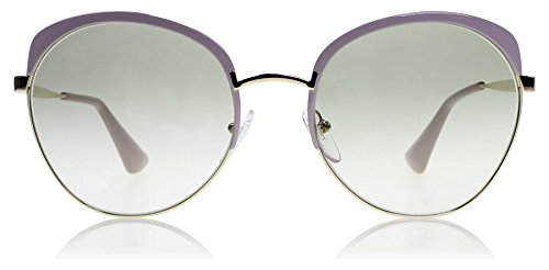 Prada PR54SS UF5-3H2 Purple / Gold PR54SS Butterfly Sunglasses Lens Category - Prada Butterfly