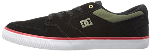 DC Skateboard Shoes NYJAH VULC BLACK OLIVE Size 11