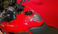Ducati Cnc Multistrada Ms 1200 / S Sport/S Touring/Pikes Peak Gas Fuel Cap