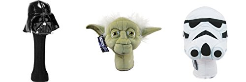 Star Wars Series 460cc & (2) Hybrids Headcover Combo Set 8 by Comic Images
