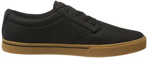 Men's Eco Shoe Jameson 2 Etnies Textile Black Bronze Skateboard aPpfxxn
