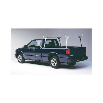 Hauler Racks Universal Removable Aluminum Truck Rack - Fits Mini Trucks (6ft.-7ft. Bed), Model# ULTRAHDMINI-1