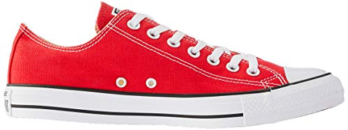 Star All Converse Taylor Chuck Red Sneakers Unisex tango Rosso Adulto – qwpPBp