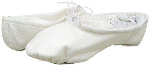 Sansha m001hc-Schuhe Tanz weiß