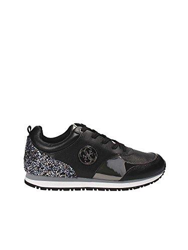 Guess Reeta Sneaker Motif Noir Fleta3lea12 à r5qdZnw5