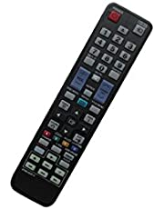 Auremote Replacement Remote Control for Samsung HT-D4500/ZA AH59-01867K HT-D4500 HT-BD1255T/XAC HT-BD1255W DVD Home Theater System