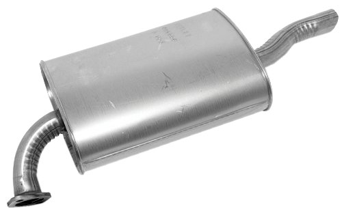 Walker 53260 Quiet-Flow Stainless Steel Muffler Assembly Tenneco