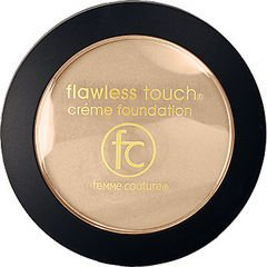 Femme Couture Flawless Touch Creme Foundation - Barely Beige #827123 0.35 oz