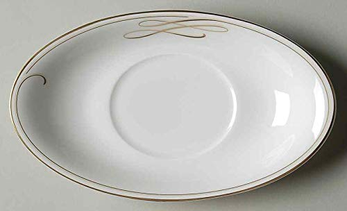 Waterford China Ballet Gold Gravy Boat Stand