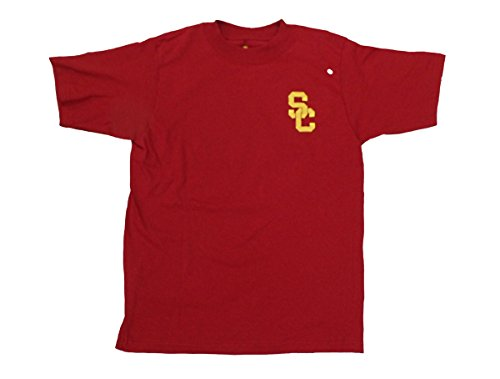 Sam Darnold USC Trojans Men's Red Jersey Name and Number T-shirt 3XL
