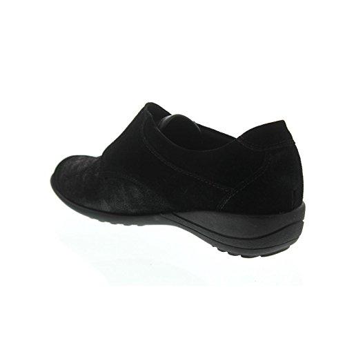 Zapatos Schwarz 001 Negro Waldl Schwarz Schwarz ufer Mujeres 309 K01304 Planos TRn71Sq