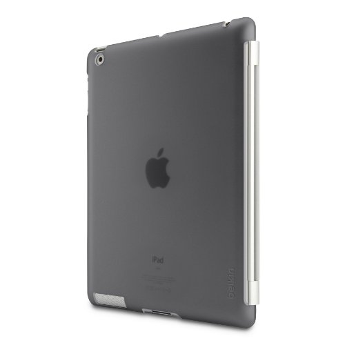 Belkin Snap Shield Case for the Apple iPad 3rd and 4th Generation (Black)