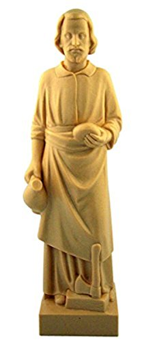 st joseph home seller statue by csu import it all. Black Bedroom Furniture Sets. Home Design Ideas