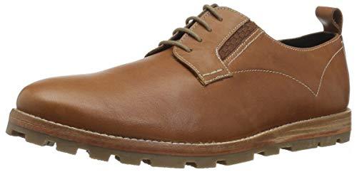 Ben Sherman Men's Barnes Oxford, tan Leather, 10 M US