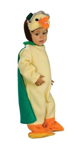 (Wonder Pets Bunting And Headpiece Costume Ming-Ming Duckling, Ming-Ming Print, 6-12)