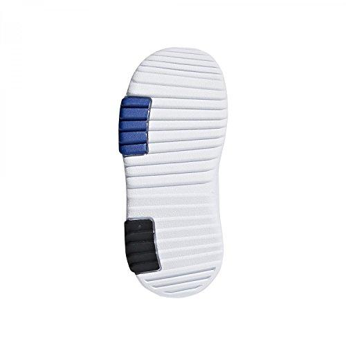 adidas Unisex Baby Racer TR Sneaker Grau (Carbon/Core Black/Collegiate Royal)