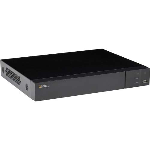 - Q-see QTH167-16 Channel 5MP Multi Format DVR with No Hard Drive - Digital Video Recorder - H.265, H.264+ Formats - 30 Fps - Composite Video in - Composite Video Out - 1 VGA Out - HDMI