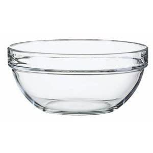 Bowl Glass Cm Empilable