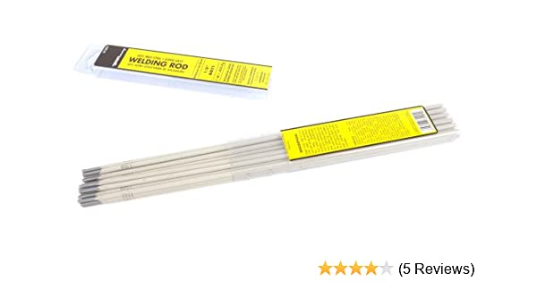 Forney 31201 E6011 Welding Rod, 1/8-Inch, 1-Pound - Arc Welding Rods - Amazon.com