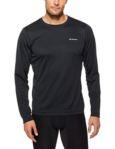 Columbia Midweight II Long Sleeve Shirt, Black, X-Large ()
