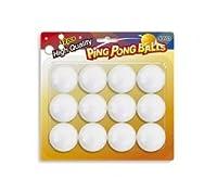 Ping Pong Tischtennisset Ball , 12 Stück