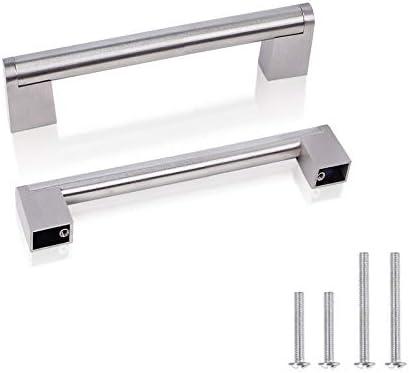 3.75 5 Cabinet Handles Pulls Knobs Dresser Pulls Handle Drawer Pulls Knobs Handles Brushed Nickel Black Bronze Door Handles Pulls Knobs