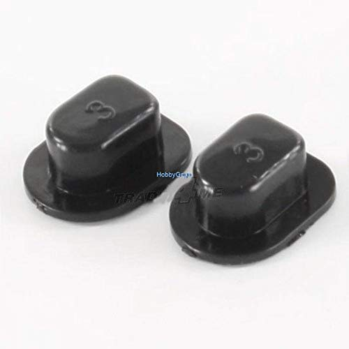 Hockus Accessories Part 88318 Rear Suspension Outside Mount Cover for RC 1/8 car 94088 ()
