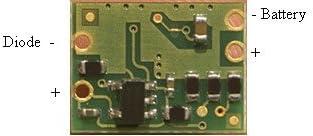Micro FlexDrive V5 Miniature Laser Diode Driver