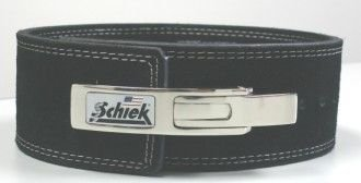 SCHIEK Lever Competition Power Lifting Belt Black Small
