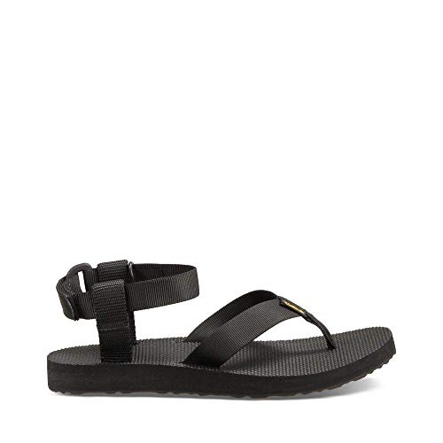 Teva Women's Original Sandal,Black,8 M US