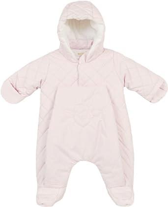 Berlingot - Vêtements de ski - Bébé Fille - Rose (1 ROSA WEISS ... 85fc2b3bdf7