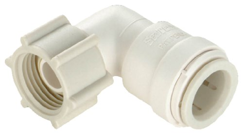 (Watts P-635 Quick Connect Female Swivel Elbow, 1/2-Inch CTS x 1/2-Inch FPT )