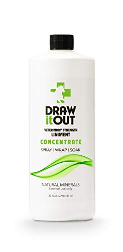 - Draw It Out Veterinary Strength Liniment