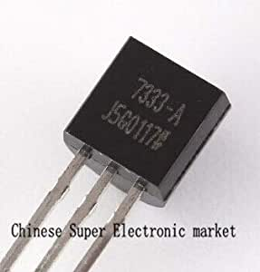 10PCS HT7333-A 7333-A HT7333 HT7333A-1 TO92 Low Power Consumption LDO NIYCs4