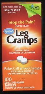 Hylands Standard Homeopathics Leg - 1
