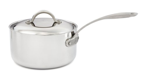 Culinary Institute of America Masters Collection 3.5-Quart Saucepan with Cover