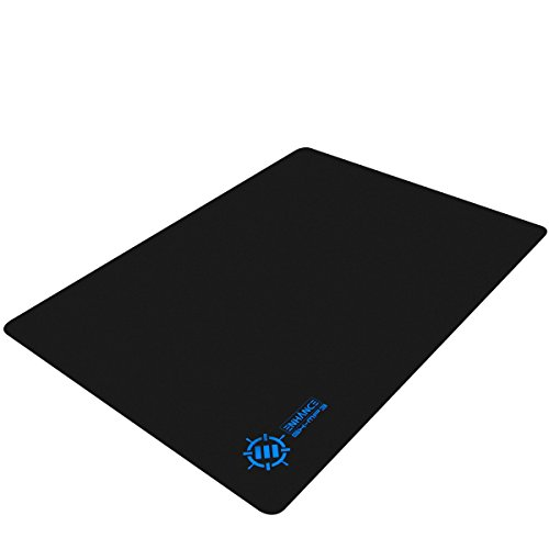 World Of Warcraft Mouse Pads (ENHANCE GX-MP3 Extended Gaming Mouse Pad with Professional eSports Silicone Design and High Speed Micro-Texture Tracking Surface for World of Warcraft: Legion , Battlefield 1 , Dota 2 & more!)
