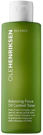 Facial Toner & Astringent: Ole Henriksen Balancing Force Oil Control Toner