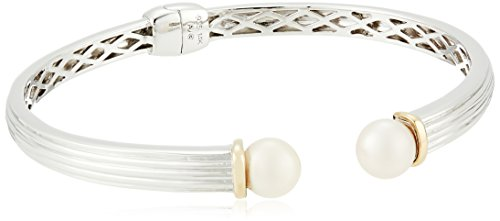 sg-sterling-silver-and-14k-yellow-gold-freshwater-cultured-pearl-textured-open-bangle-bracelet