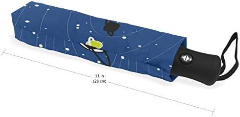 Chovy 折りたたみ傘 軽量 自動開閉 晴雨兼用 レディース 日傘 UVカット 遮光 ワンタッチ メンズ サッカー バスケットボール 野球 宇宙 可愛い おもしろ 雨傘 傘 晴雨傘 折り畳み 8本骨 遮熱 丈夫 耐風撥水 収納ポーチ付き プレゼント