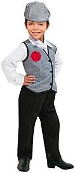 Disfraz Chulapo niño (14 años): Amazon.es: Juguetes y juegos