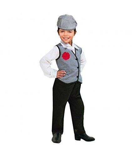 Disfraz Chulapo niño (2 años) 14293-3