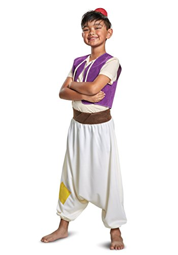 Kids Aladdin Costume (Child Aladdin Street Rat Costume)