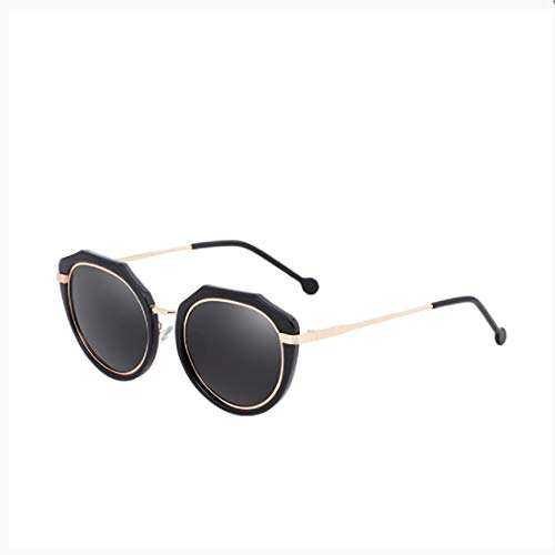 Retro Sunglasses for Women UV-Resistant Lightweight Al Mg Driving Fishing Sports Sunglasses for Women ()