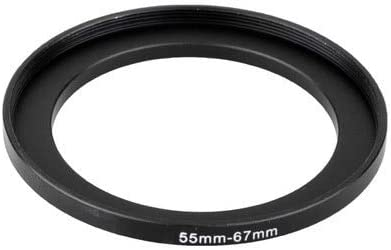 10pcs 55-67 55-72 55-77 58-67 58-72 58-77 62-72 62-77 67-77mm Metal Step Up Rings Lens Adapter Filter Set ND UV CPL Filter 62-77mm