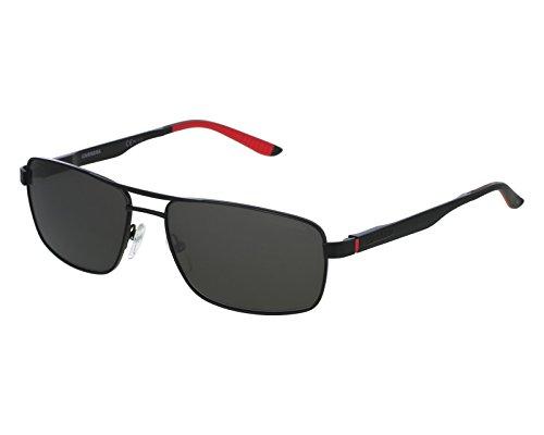 Carrera 8011/S C58 Noir - Rouge