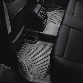 BMW 3-layer thermoplastic all weather floor liners; 3 Series