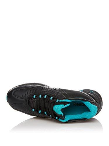 Reebok Zapatillas Deportivas Hexride Force Negro / Azul EU 42 (US 10.5)