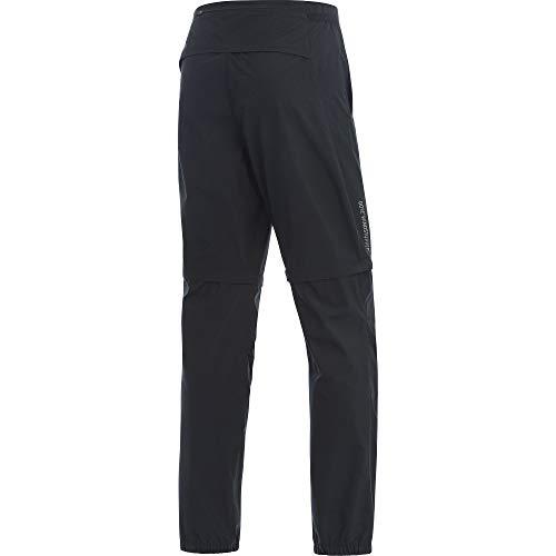 Gore Men's R3 Gws Zip-off Pants,  black,  L by GORE WEAR (Image #3)