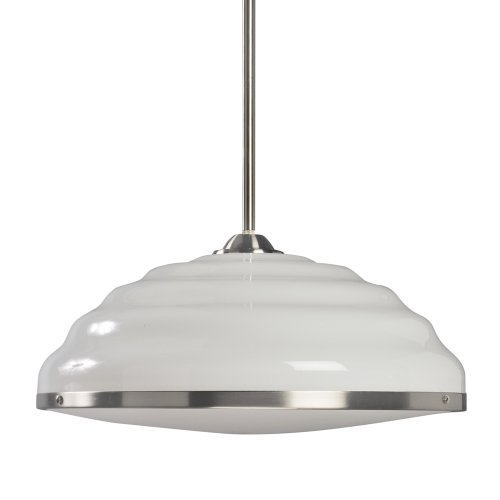 American Fluorescent HNP126SNSCT Honey Pendant, Large, 26W